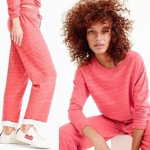 J. Crew | sunday morning lounge outfit